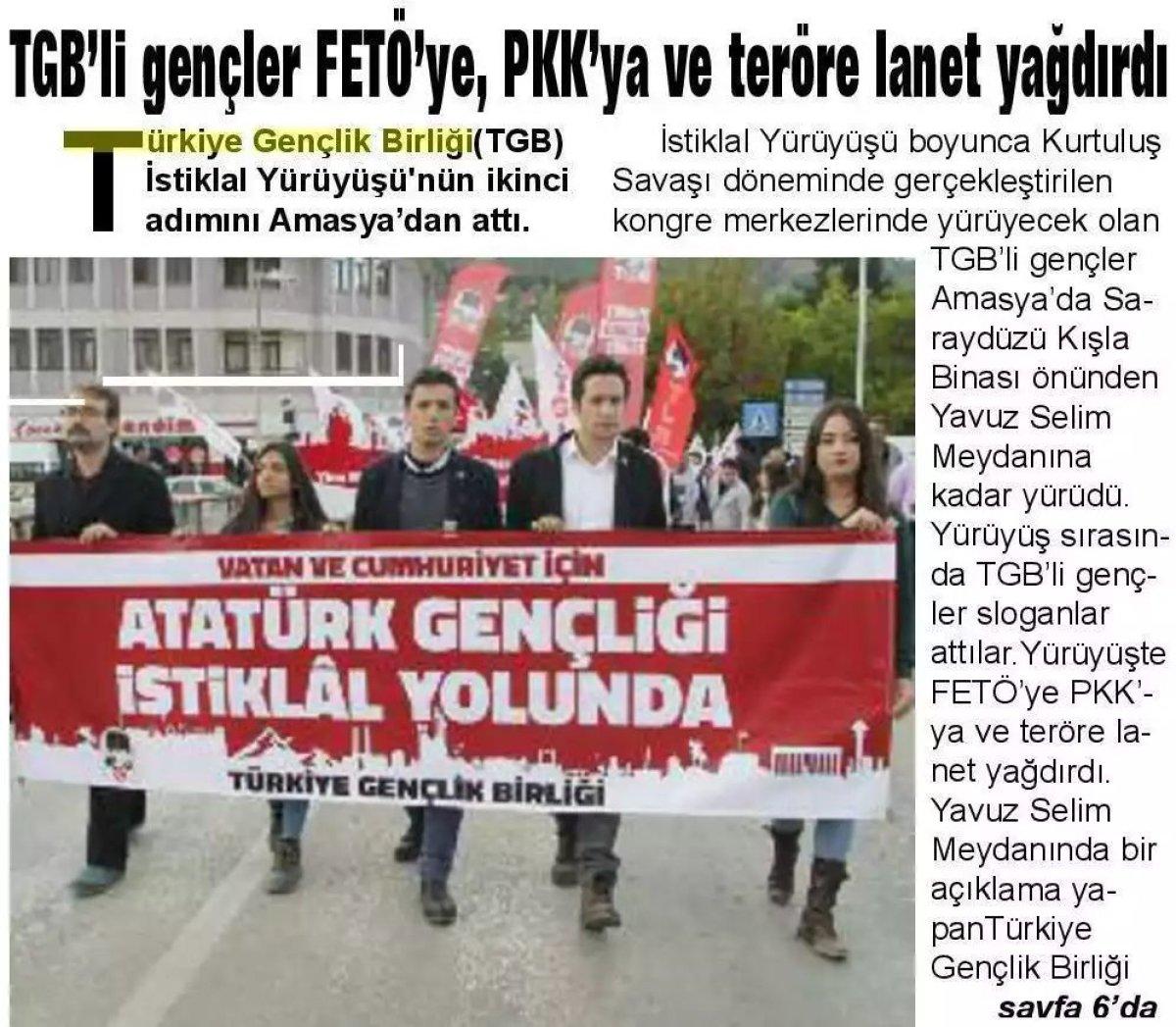 Amasya Objektif Gazetesi
