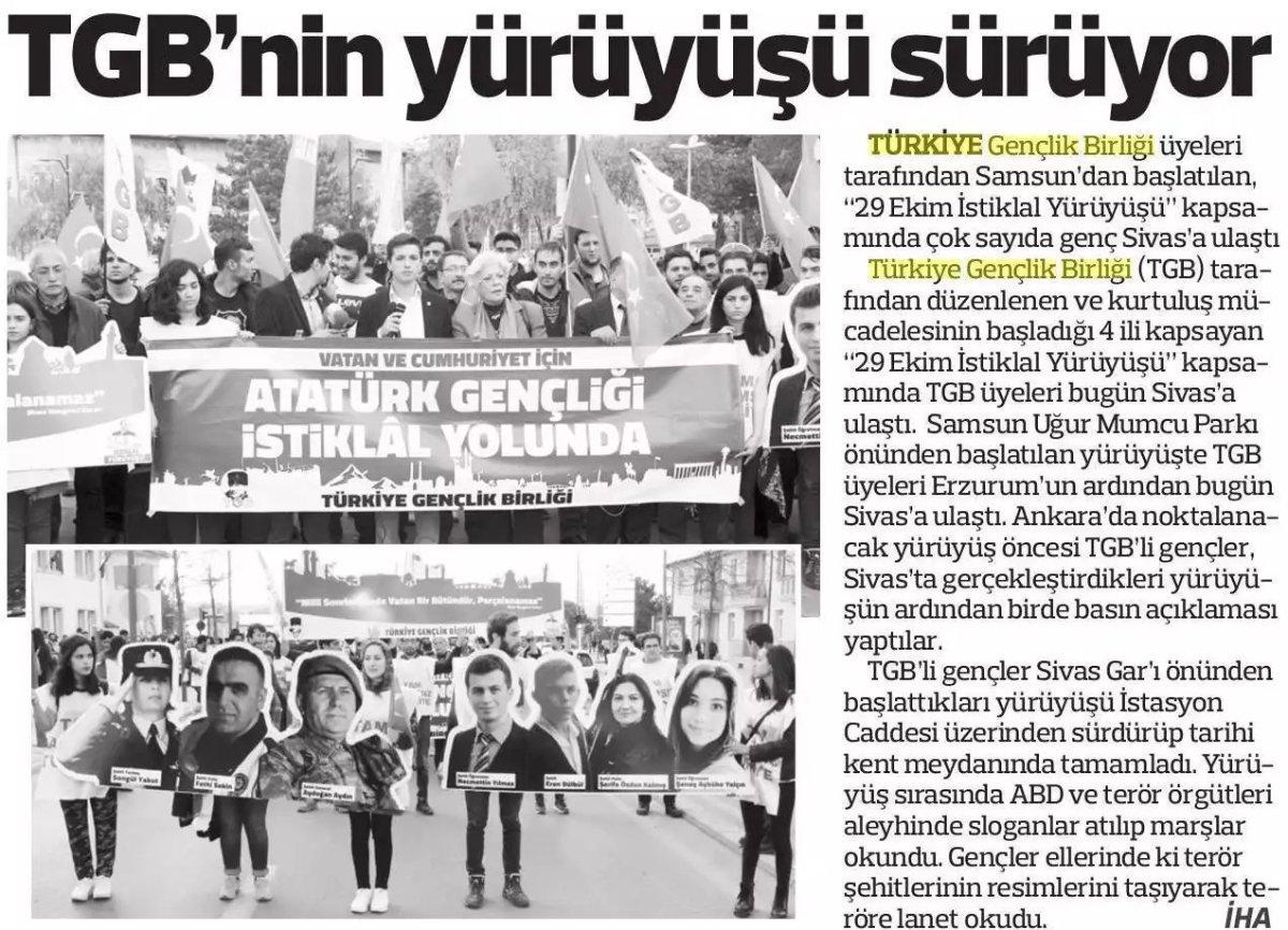 Samsun Hedef Halk Gazetesi