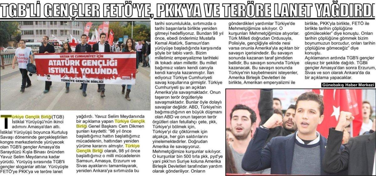 Günebakış Gazetesi