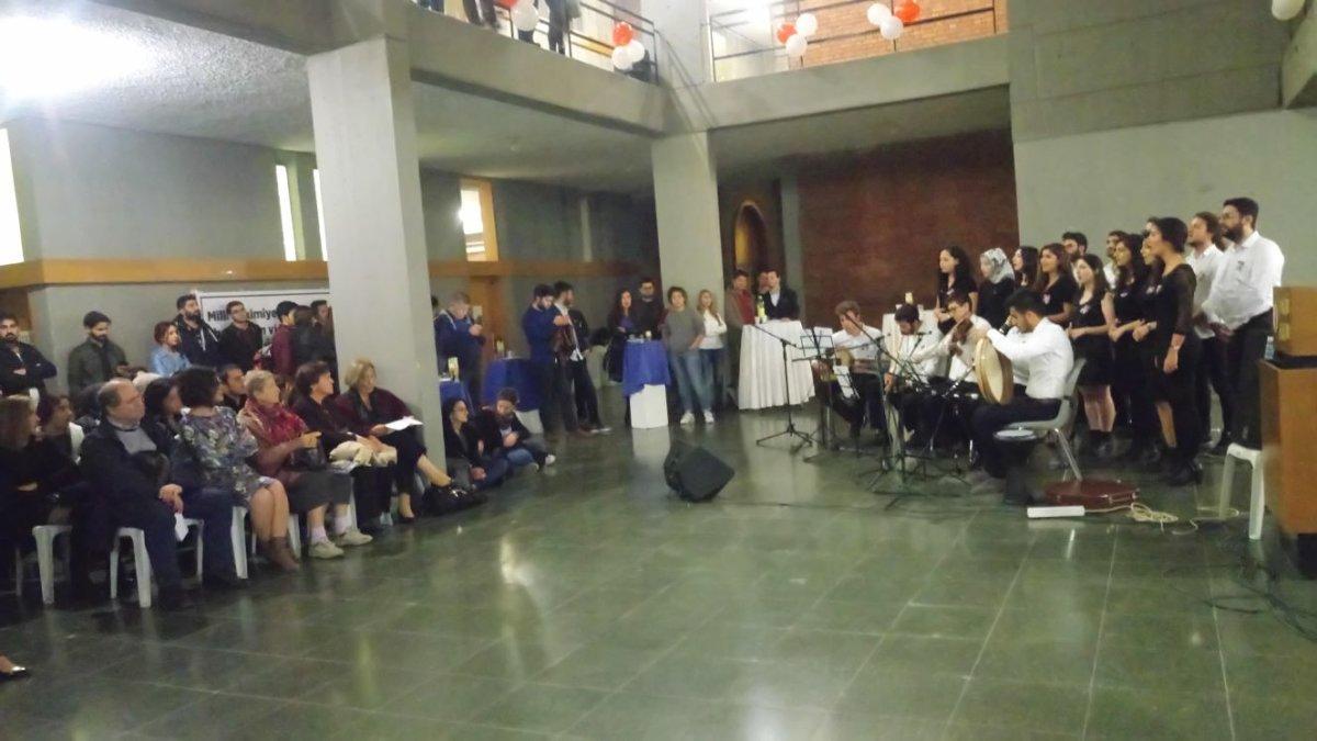 Cumhuriyet Bayramı ODTÜ'de coşkuyla kutlandı