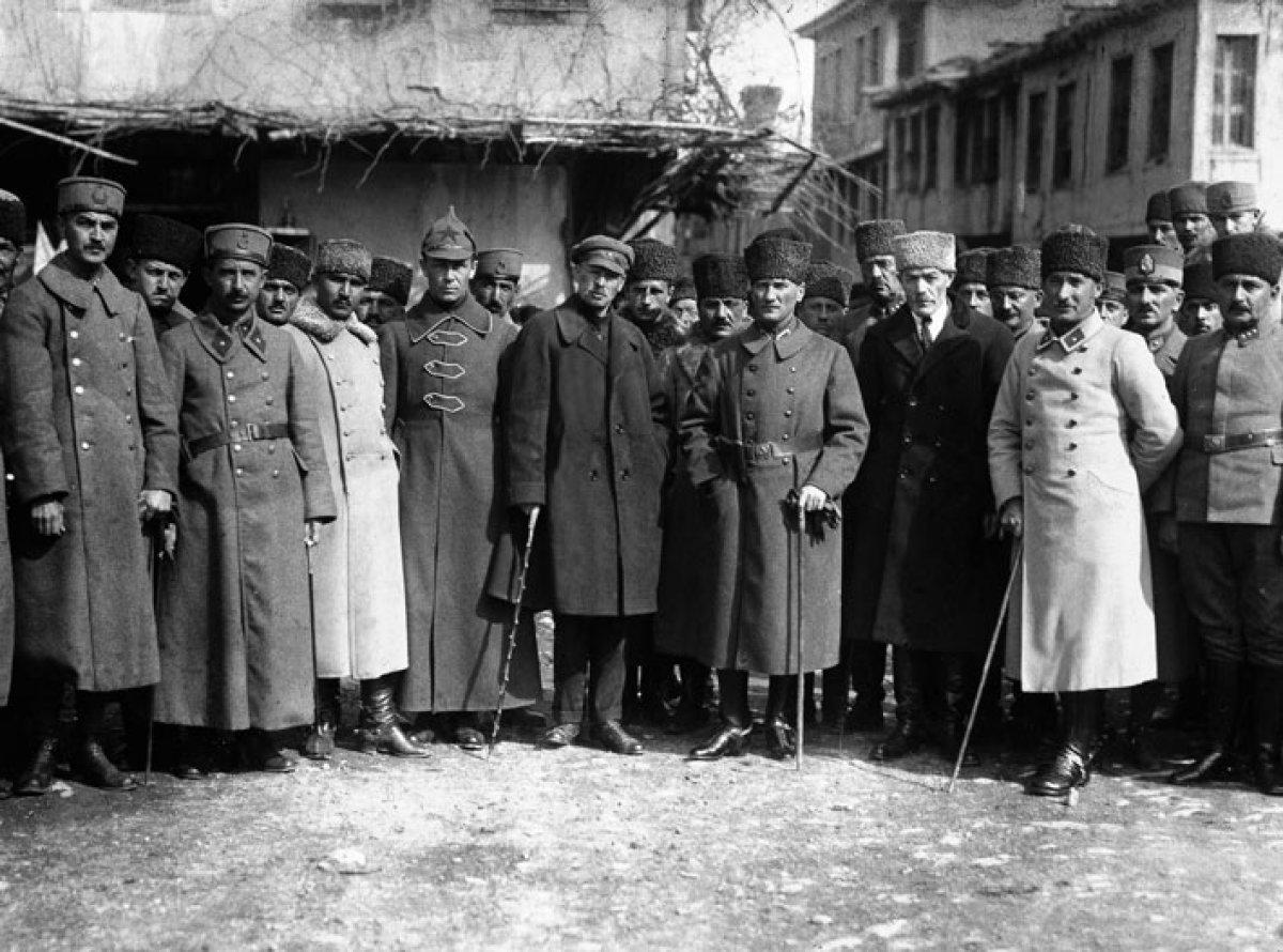 Ekim Devriminin 100. yılında Türk-Rus dostluğu