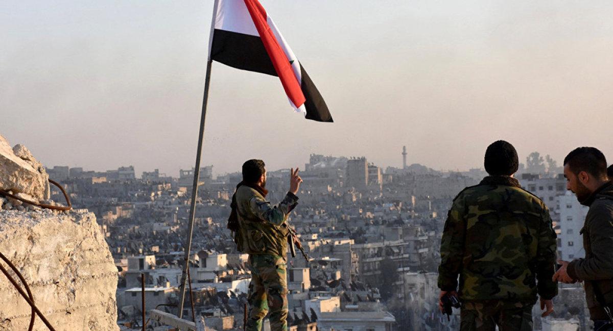 Suriye ordusu IŞİD'e karşı zaferini ilan etti