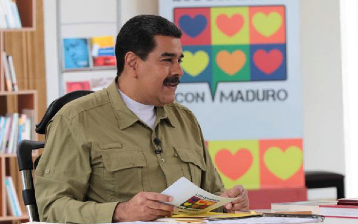 Maduro: Türkiye konsorsiyumu ile ekonomik krizden çıkacağız