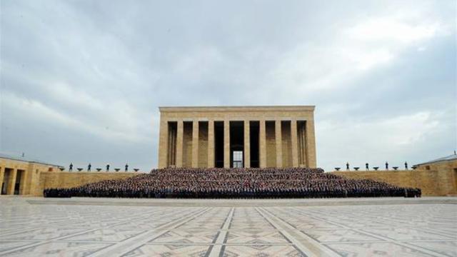 ASELSAN'dan Anıtkabir ziyareti