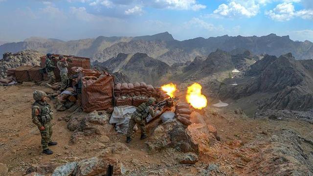 PKK sonbahar darbesi: 574 terörist etkisizleştirildi