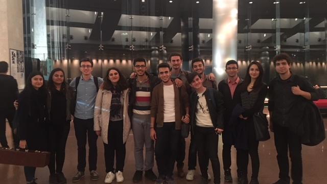 TGB İstanbul,Nazım Hikmet şiir dinletisinde buluştu
