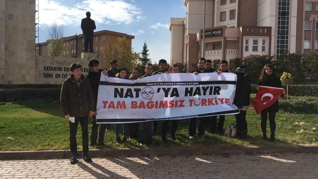 TGB Konya'nın talebi net: NATO üslerine el konsun!