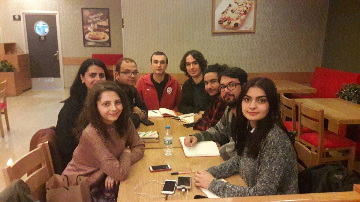 TGB Eskişehir Anadolu Üniversitesi birim örgütünü kurdu