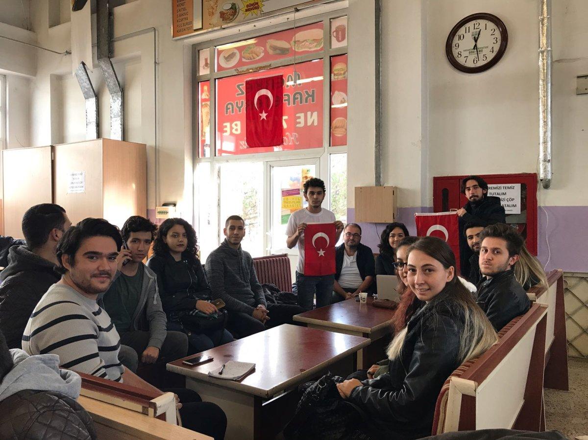 TGB Karabük'ten Türkiye'nin Dış Politikası ve NATO Krizi Söyleşisi