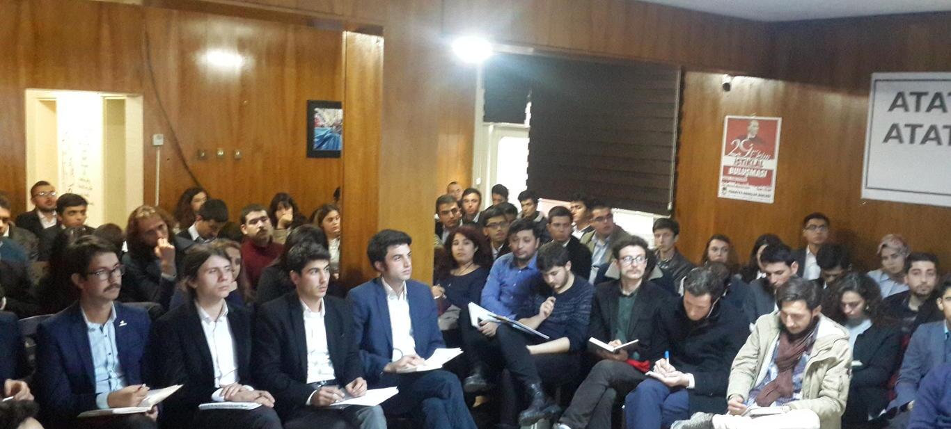 TGB Genel Yönetim Kurulu Ankara'da bir araya geldi