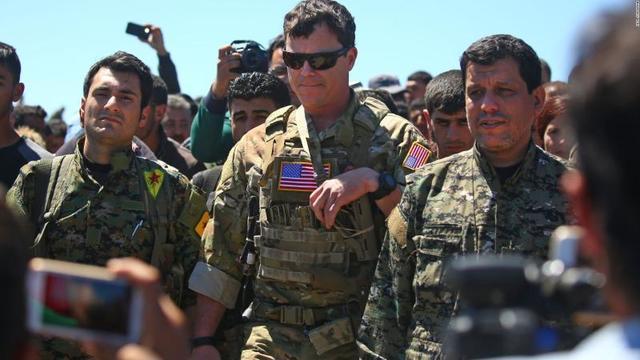 ABD'den açıklama: YPG ile işbiliği devam edecek