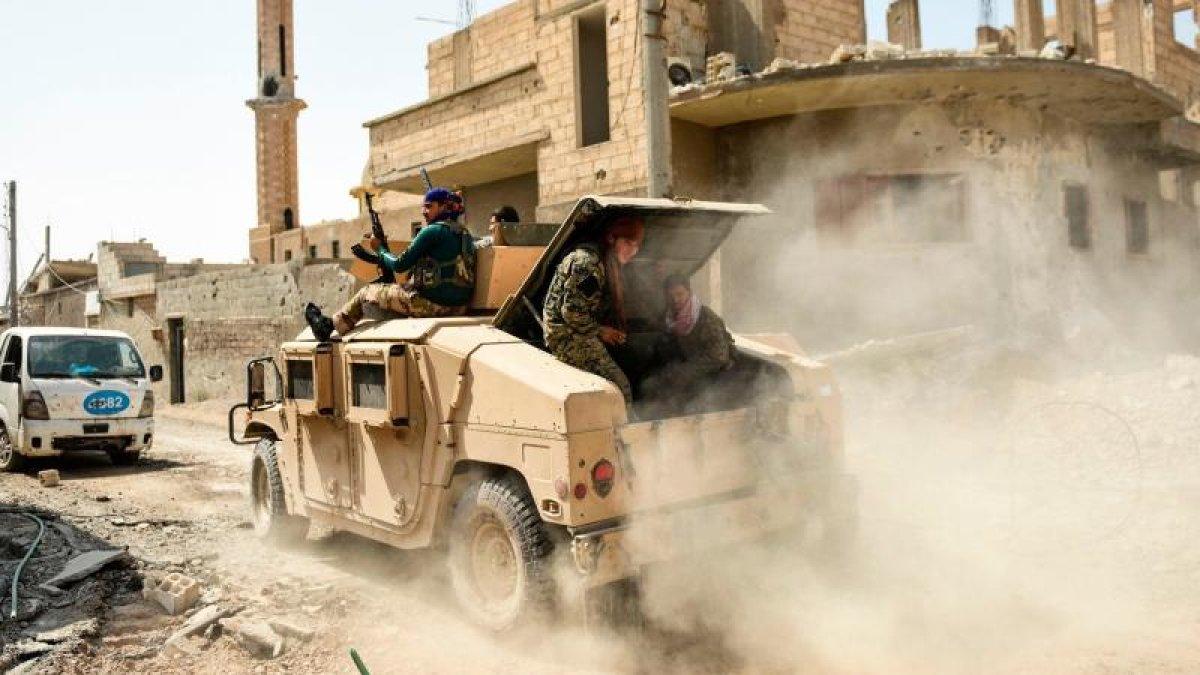 Kirli ittifak belgelendi: IŞİD-PKK Ortaklığı!