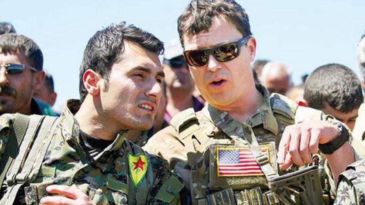 ABD 2018 bütçesine PKK'ya silah yardımını da ekledi