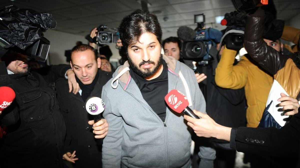Sarraf tanık Türkiye sanık