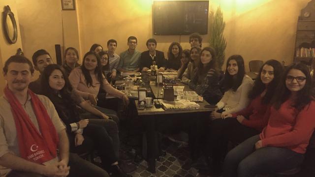 Tıbbiyeliler Çapa'da vatansever öğrencileri birleştirecek