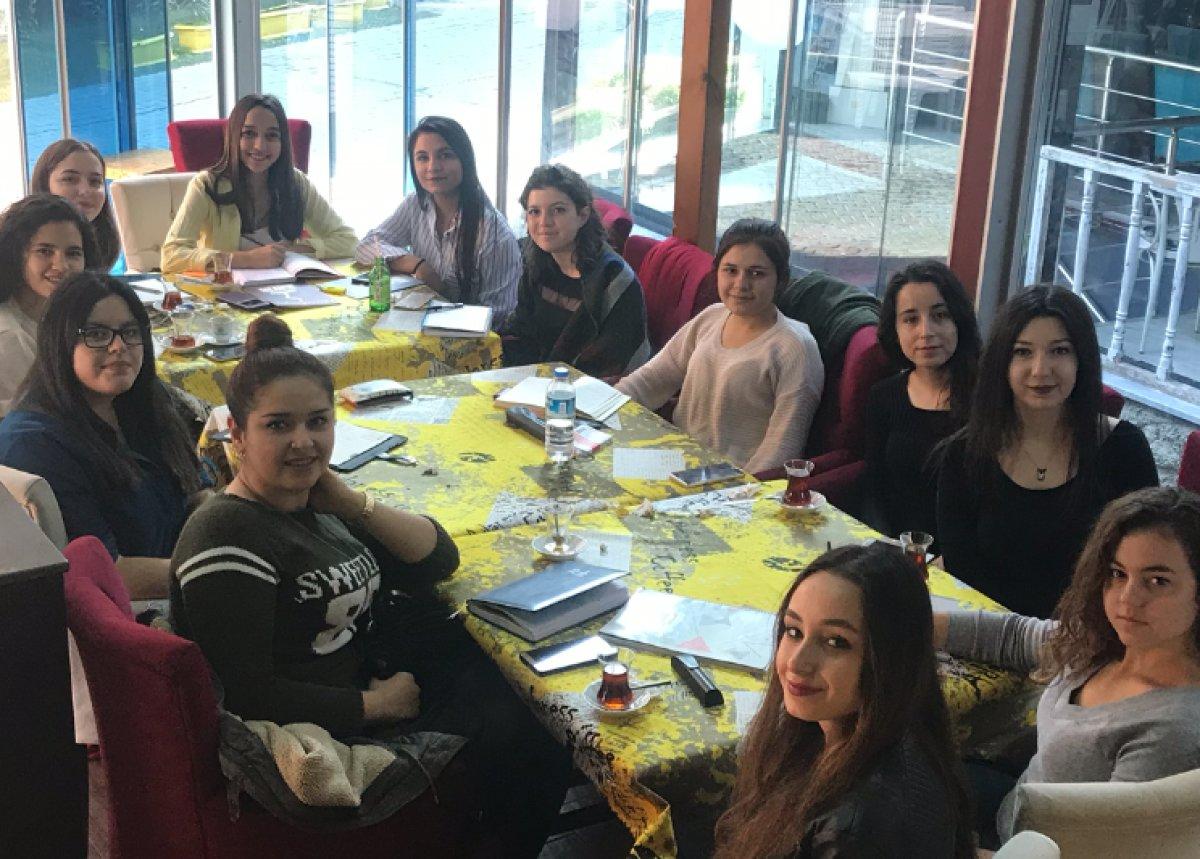 TGB Denizli Kadın Komisyonu Aralık ayını planladı