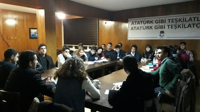 TGB Ankara çalışma planını oluşturdu