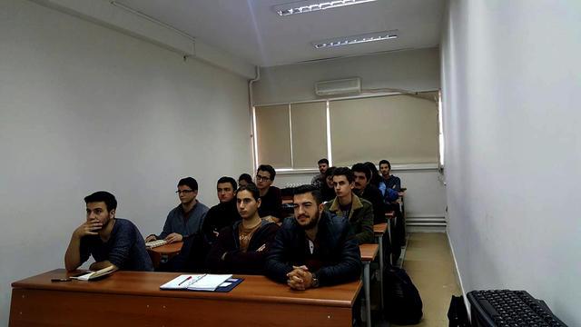 Marmara ADK'dan Kemalist Devrim eğitimi