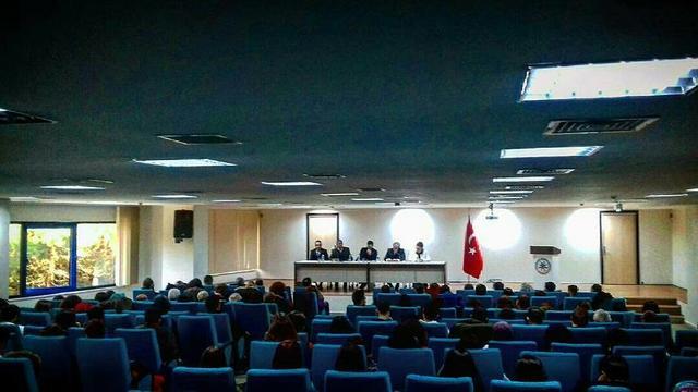Uludağ Üniversitesi öğrencileri şehit ve gazi yakınlarıyla buluştu