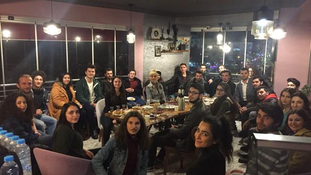 Bilecik ADK Elif İlhamoğlu ile tanışma çayı düzenledi