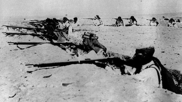 Araplar Türkleri sırtından mı vurdu?
