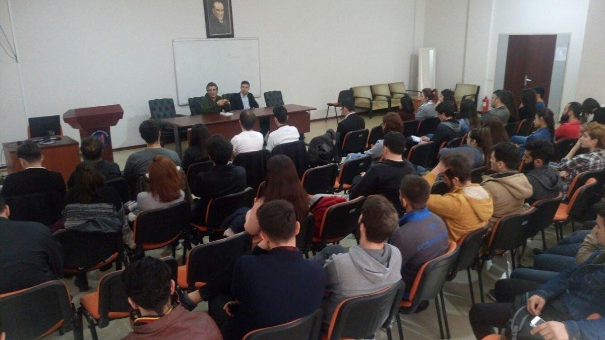 Akdeniz Üniversitesinde Tarikat Cemaat ve Kadın konferansı