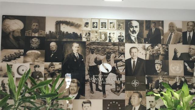 Marmara Siyasal'da NATO bayrağına dilekçeli itiraz