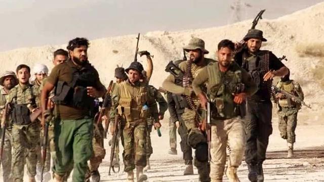 ABD Suriye'de yeni terör örgütü kurdu!