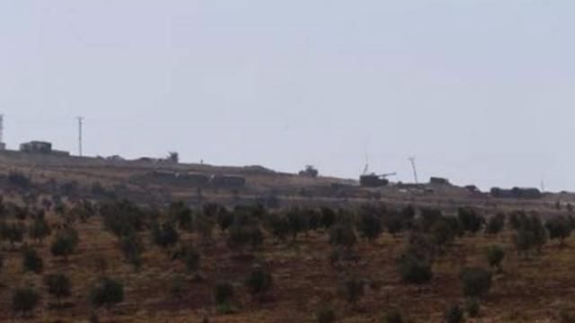 TSK'dan İdlib'e Hava Savunma Sistemi