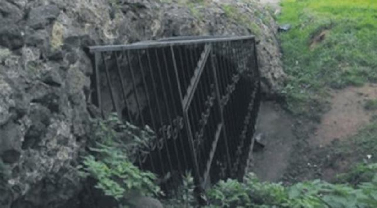 Trabzon'da 4 bin yıllık yeraltı şehri keşfedildi