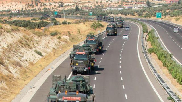 ABD'deb PKK'ya 2018'in ilk sevkiyatı