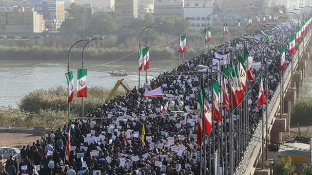 CIA'dan itiraf: İran'da eylemler devam edecek!