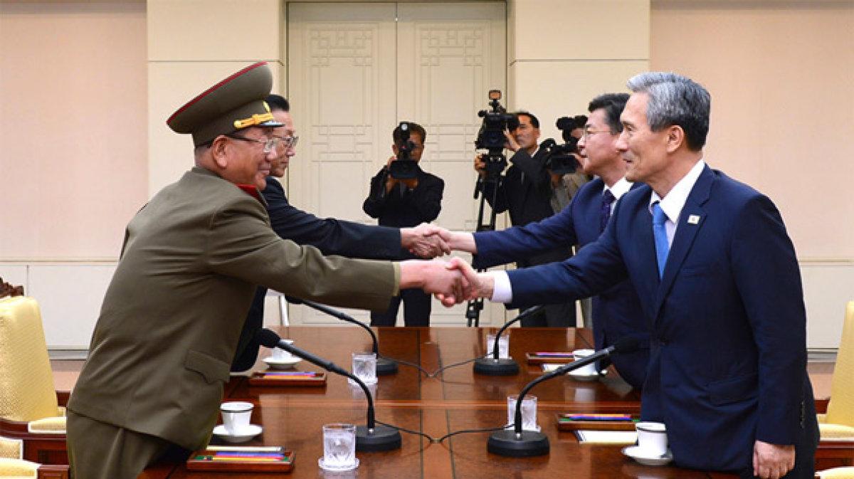 Kore DHC ile Güney Kore 2 yıl aradan sonra görüşecek