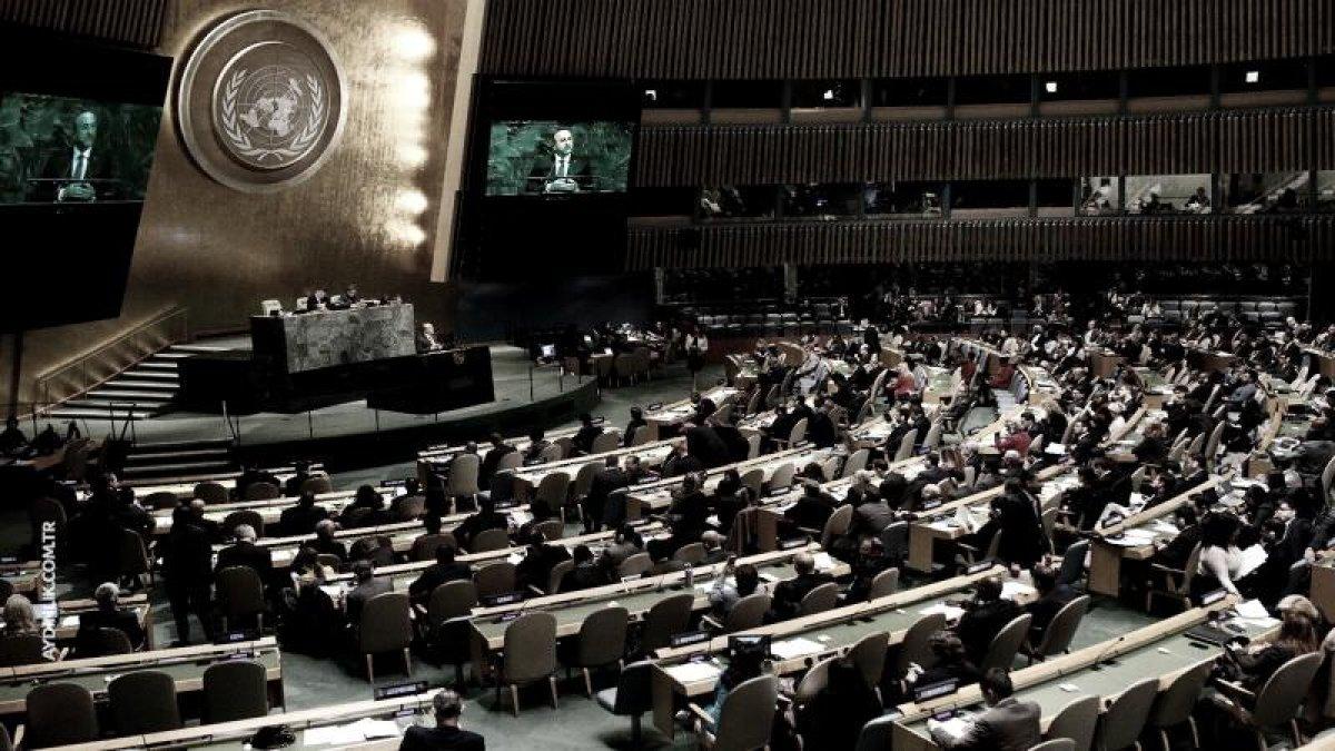 İran ABD'yi Birleşmiş Milletlere şikayet etti