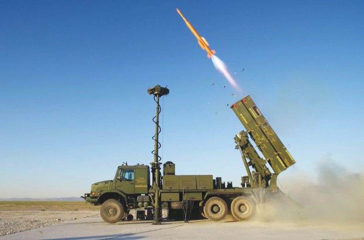 Eurosam, Aselsan ve Roketsan ile hava savunma sistemi geliştirecek