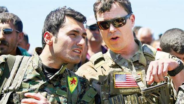 ABD desteğiyle sözde PKK ordusu kuruluyor!