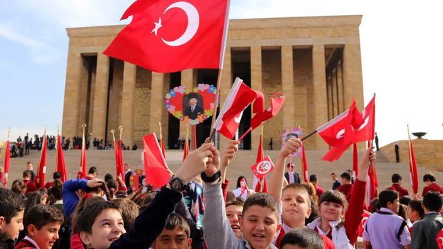 """""""Atatürk'ün torunu olmaktan gurur duyuyorum"""""""