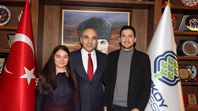 TGB Bakırköy Belediye Başkanı Kerimoğlu'nu ziyaret etti