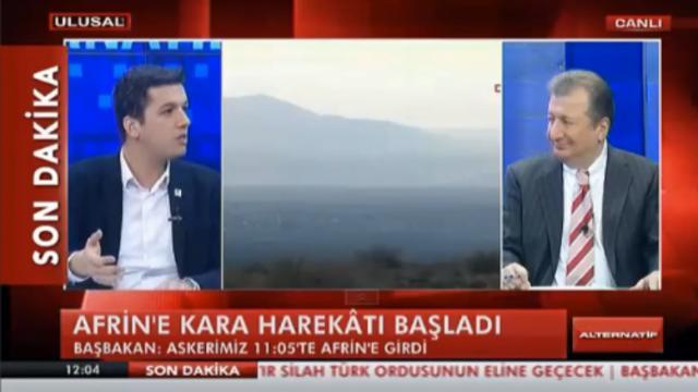 """""""Saray savaşı söylemi AKP'ye değil Mehmetçiğe muhalefettir!"""""""