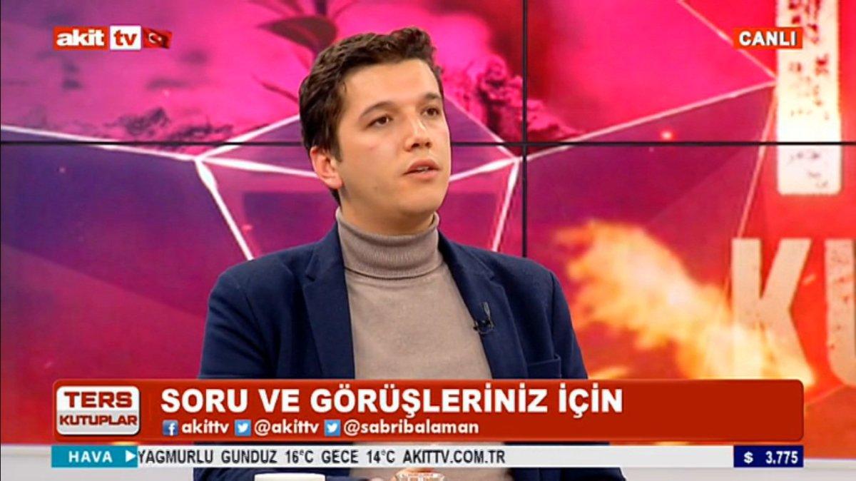 AKİT TV'de Atatürk'ün programı konuşuldu