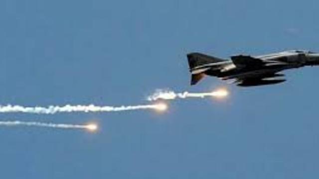 TSK PYD/PKK'ya ait hedefleri vurmaya devam ediyor