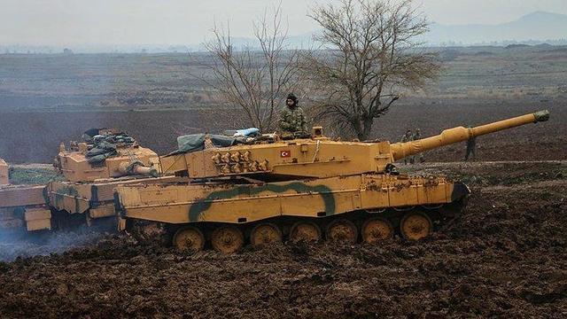 Afrin'de 5 köy daha PKK'dan temizlendi