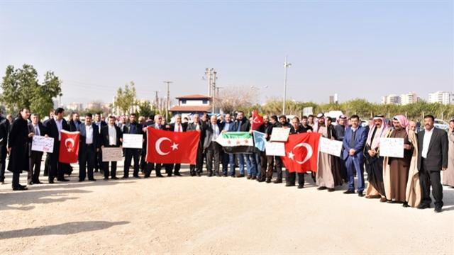 62 aşiretten Afrin'e destek!