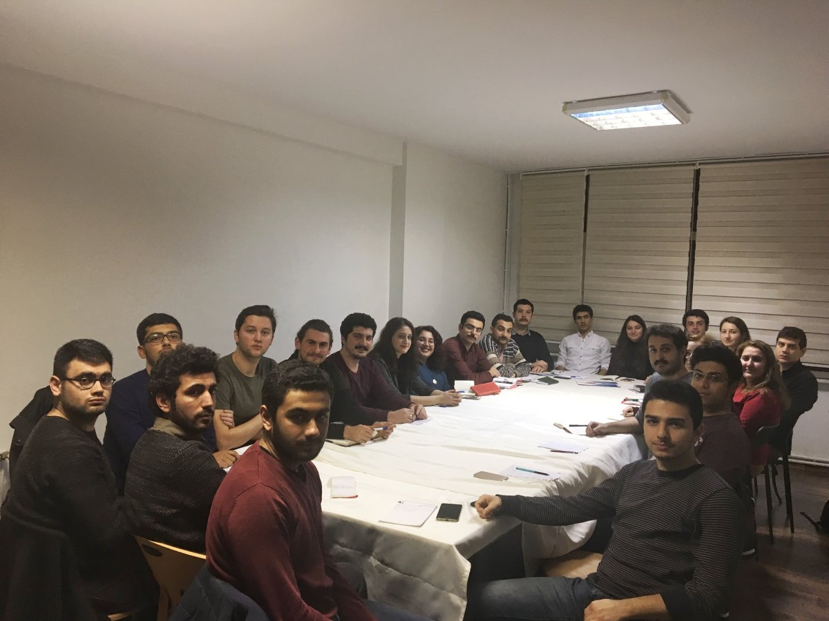 TGB İstanbul üniversiteleri Mehmetçik için ayağa kaldıracak!