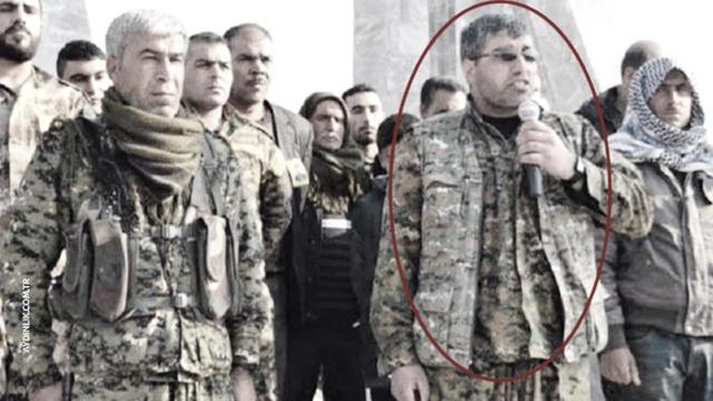 PKK'nın Suriye istihbarat sorumlusu öldürüldü