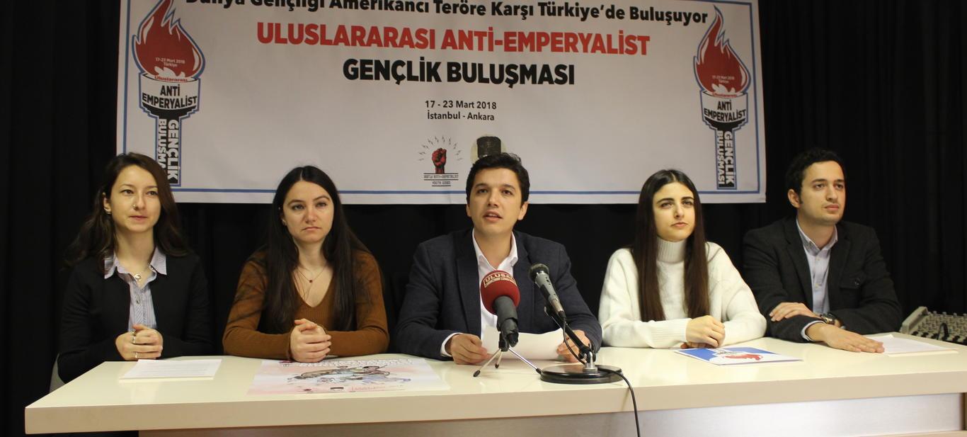 Dünya gençliği teröre karşı Türkiye'de buluşacak