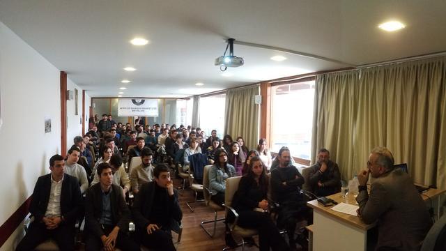 Muğla Sıtkı Koçman Üniversitesi'nde vatan savaşı konuşuldu