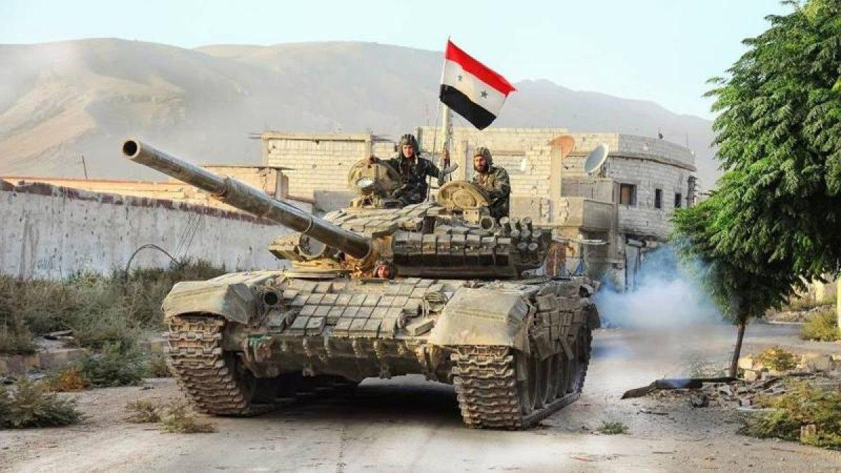 Suriyeli general: Türkiye ile amacımız aynı