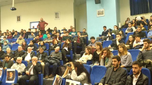 """Pamukkale Üniversitesi'nde """"Vatan Savaşı'nda Afrin Harekatı"""" söyleşisi"""