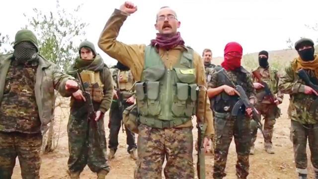 ABD, PYD'li teröristlerin cenazesine sahip çıkıyor